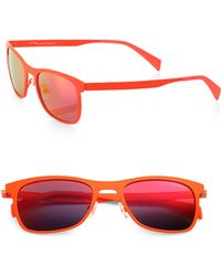 Italia Independent Metal Sunglasses - Lyst