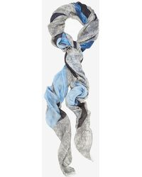 Yigal Azrouel Marbled Stone Scarf - Lyst