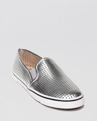 Dv By Dolce Vita Flat Slip On Sneakers Gibsin - Lyst