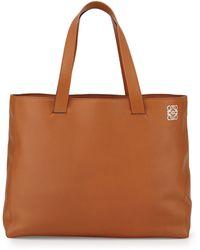 Loewe East-west Large Shopper Tote Bag - Lyst