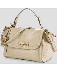 Ralph Lauren Lauren Satchel Lanesborough Convertible - Lyst