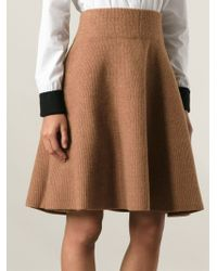 Acne Studios Dancer Skirt - Lyst