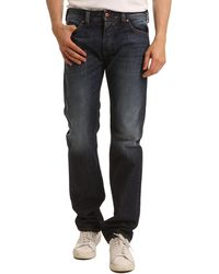 Diesel Safado Straight Cut Blue Jeans - Lyst