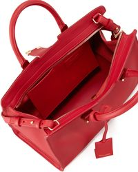 yves saint laurent clutch - Prada Saffiano Cuir Medium Double-Pocket Tote Bag in Beige (CAMEL ...