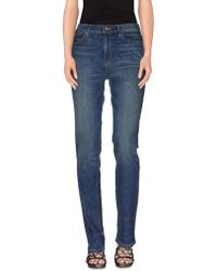 Marc By Marc Jacobs | Denim Trousers | Lyst