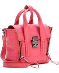 3.1 Phillip Lim Pashli Mini Leather Shoulder Bag - Lyst