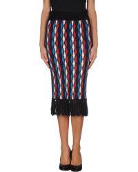 Rodarte 3/4 Length Skirt - Lyst