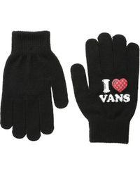 Vans - I Heart Gloves - Lyst