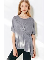 Cheap Monday Tucked Tee - Lyst