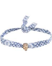 Paolo Pecora Bracelet - Blue