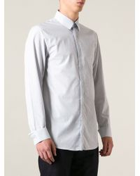 Jil Sander Polka Dot Shirt - Lyst