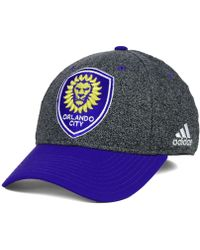 Adidas Orlando City Sc Two Touch Cap - Lyst