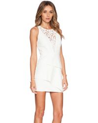 BCBGMAXAZRIA Hanah Dress - Lyst