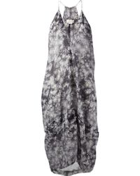 Stella McCartney Flower Print Dress - Lyst