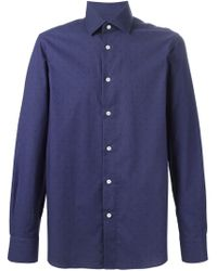 Mp Massimo Piombo | Dotted Shirt | Lyst