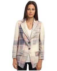 Vivienne Westwood Anglomania Rime Jacket - Lyst