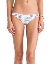 Acacia Swimwear White Jamaica Bottom - Lyst