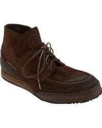 Shoto Boat Shoestyle Boot - Lyst