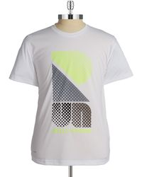 Helly Hansen Graphic Performance Tee - Lyst