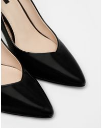 Pull&Bear Pointed Court Shoes - Lyst