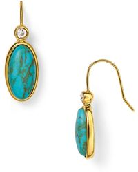 Ralph Lauren | Lauren Drop Earrings | Lyst