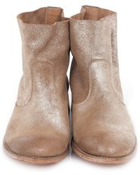 NDC Brown Sandrine Boot - Lyst