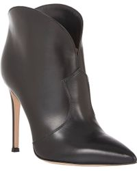 Gianvito Rossi Mable Ankle Boots - Lyst