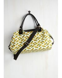 Nila Anthony - Ripe For The Traveling Weekend Bag - Lyst