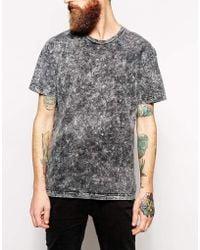 American Apparel Acid Wash Short Sleeve T-shirt - Lyst