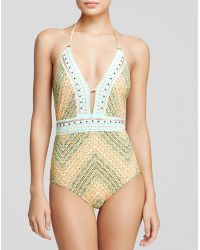 Nanette Lepore Paso Robles One Piece Swimsuit - Lyst