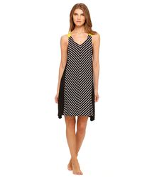 DKNY Graphic Avenue Short Nightgown - Lyst