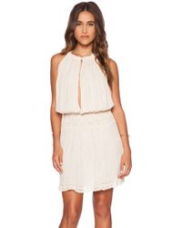 Jen's Pirate Booty Avignon Dress beige - Lyst