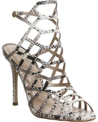 Office | Trance Strappy Single Sole Sandals | Lyst