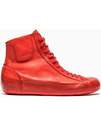 Oxs Rubber Soul Leather Sneakers - Lyst