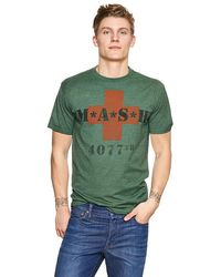 Gap Green Mash T - Lyst