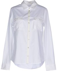 Peuterey Long Sleeve Shirt - Lyst