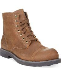 Denim & Supply Ralph Lauren - Longcliffe Lace-Up Boots - Lyst