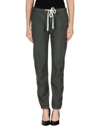 James Perse | Casual Pants | Lyst