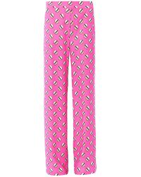 Giles Screw Pois Print Trousers - Lyst
