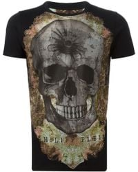 Philipp Plein 'To Fly' T-Shirt - Lyst