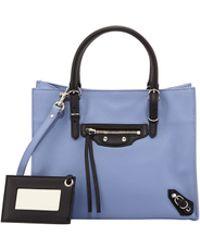 Balenciaga Papier A4 Mini Magnet Tote Bag - Lyst