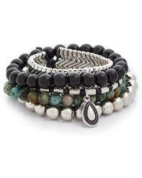 Samantha Wills - Magnetic Rhythm Bracelet Set - Lyst