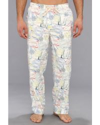 Tommy Bahama Tropical Passport Lounge Pants - Lyst