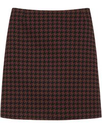Mulberry Kensington Skirt - Lyst