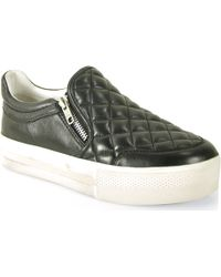 Ash Jodie - Quilted Sneaker - Lyst
