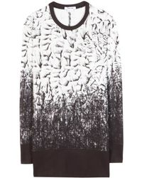 Helmut Lang Stretch Sweater - Lyst