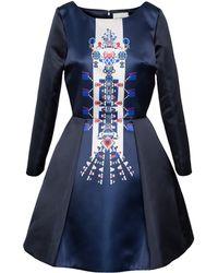 Mary Katrantzou Copelia Dress - Lyst