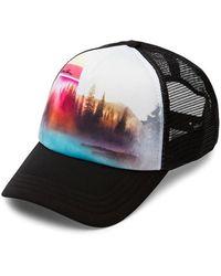 Volcom - 'always On' Trucker Hat - Lyst