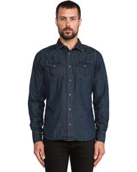 Diesel Sonora Button Down - Lyst