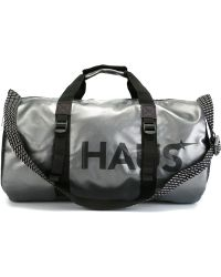 Haus By Golden Goose Deluxe Brand - Logo Print Holdall Bag - Lyst
